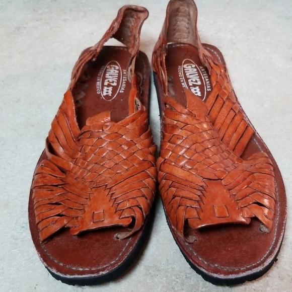 Mens Mexican HUARACHE Sandals Huaraches